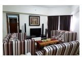Living Room Sudirman Tower Condominium Apartment By Travelio