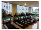 Gym Paragon Village Apartment By Travelio