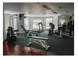 Fitnessruimte Permata Gandaria Appartement door Travelio