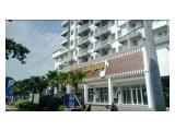 Disewakan Bulanan Apartemen Vivo Seturan Jogjakarta - Type Studio 22 m2 Fully Furnished