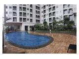 Sewa apartemen harian BSD City Serpong Greenview Tangerang Selatan Fully furnished Gratis Wi-Fi