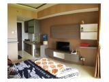 Disewakan Apartemen Harian BSD City Serpong Green View Dekat Bintaro Tangerang Fully Furnished Gratis Wi-Fi