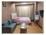 Sewa Harian Apartemen City Park Taman Palem (Dekat Bandara Soeta) - Studio Full Furnished