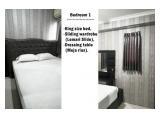Living Room & Bedroom 1 - King Bed