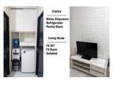 Pantry & Living room
