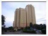 Sewa Apartemen Kusuma Chandra SCBD Jakarta, across Electronic City