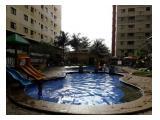 Disewakan Apartemen Kebagusan City - 2 BR / Studio 21 m2 Full Furnished